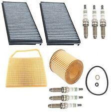 BMW E60 535i xDrive 535xi Tune Up Kit Filters Air & Engine & Plugs High Quality