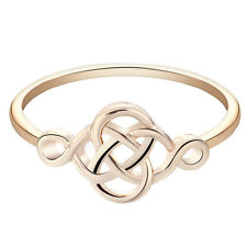 Cceltic Knot Ring Stackable Rings Jewelry Encircle Ring Fashion Jewelry