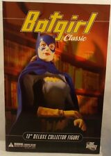 "DC Direct 13"" Deluxe Collector Edition Classic Batgirl Blue & Gray MISB"