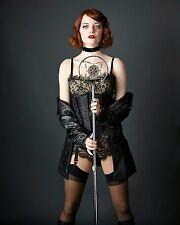 """Emma Stone 10"""" x 8"""" Photograph no 4"""