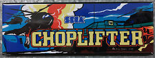 Choplifter Arcade Game Marquee Fridge Magnet