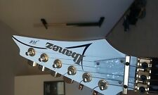 Original Ibanez JEM 7 RG Truss Rid Cover White Pearloid