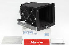 Mamiya RZ67 / RB67 Kompendium G3  ---  G-3 BELLOWS LENSHOOD NEU / NEW