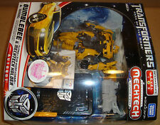 TRANSFORMERS 3 DARK OF THE MOON DA-05 BUMBLEBEE & MECHTECH HOLDER - TAKARA TOMY