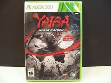 YAIBA: NINJA GAIDEN Z XBOX 360 BRAND NEW & FACTORY SEALED FREE SHIPPING!!!!
