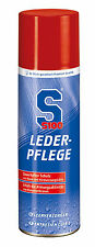 S100 LEDERPFLEGE GLATT & GLANZ 46,33€/L MOTORRAD PFLEGEMITTEL 300ml Neu     2150