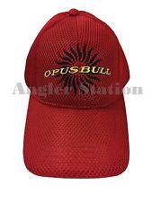 Daiwa Opusbull Fishing Cap Hat (Red)