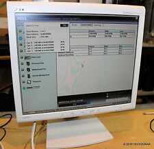 "NEC MultiSync LCD1850E 18"" LCD Monitor, For Pro. Or Industry Use, Made In Japan"