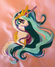 Personalised My Little Pony Princess Celestia School/PE/Gym Drawstring Bag