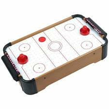 Mini Table Top Air Hockey Comes with Everything You Need, New, Free Shipping