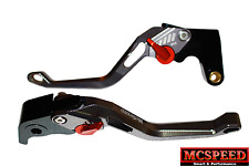 HONDA CBR900RR 954cc 2002-2003 Adjustable Brake & Clutch CNC Levers Titanium