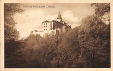 bg18889 Schloss Friedland i Bohmen Frydlant Castle czech republic