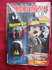 Micky Maus  Nr. 39 / 2012 Phantom-Car    NEU   OVP mit Gimmick