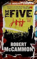 The Five by Robert McCammon 2013 (PAPERBACK) NEW