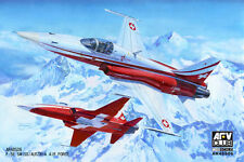 AFV Club 1:48 Scale F-5E Swiss/Austria Air Force Plastic Model Kit AR48S06