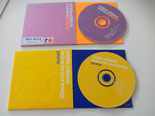 Robbie Williams. Supreme-let love be your energy Promo. Promotional. 2 CD SINGLE