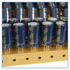 (10pcs) 1000uf 35v Electrolytic Capacitors 35v1000uf Panasonic FC 105°C