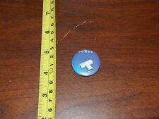 RARE OLD PINBACK BUTTON TUBES PVC