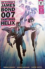 JAMES BOND + 007 + IAN FLEMING + SHATTERED HELIX + DARK HORSE + 2/2 +