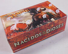 MAGIC THE GATHERING BORN OF THE GODS SPANISH BOOSTER BOX FACTORY SEALED