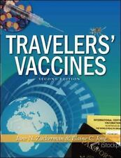 Travelers' Vaccines, 2E (Hb 2010), Zuckerman J.N., Excellent Book