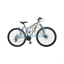New Mongoose R2780 Impasse Dual Full Suspension Mountain Bike Aluminum Silver