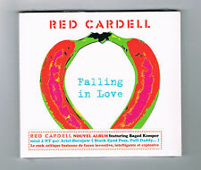 RED CARDELL - FALLING IN LOVE - FEAT. BAGAD KEMPER - 10 TITRES - 2012 - NEUF NEW