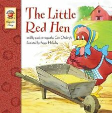 The Little Red Hen by Carol Ottolenghi (Paperback / softback, 2002)