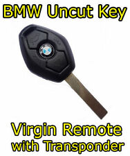 BRAND NEW & VIRGIN BMW E60 5 series KEYLESS REMOTE KEY HEAD FOB CLICKER 4