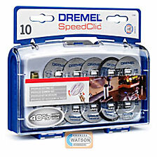 DREMEL Multi Power Tool Accessories SC690 SpeedClic Cut Off Wheel Set SC690 UK