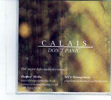 (DU724) Calais, Don't Panic  - DJ CD