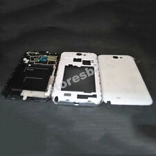 R020  Full Housing Replacement Parts For Samsung Galaxy Note 2 N7100 White +Tool