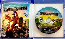 Bulletstorm - Limited Edition Sony PlayStation 3 Used EA Game PS3 Bullet Storm