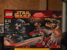 LEGO STAR WARS 2005 7283 ULTIMATE SPACE BATTLE OBI-WAN KENOBI ANAKIN NEW SEALED