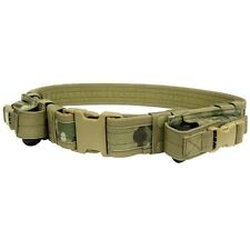 Condor Tactical Belt Multicam TB-008 Pistol Belt