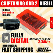 Chiptuning OBD2 FORD MONDEO MK3 2.0 TDCI 130 PS DIESEL Chip Box Tuning OBD 2 II