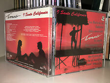 I SANTO CALIFORNIA TORNERO' RARO CD 1991 FUORI CATALOGO