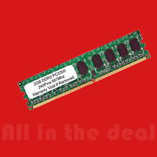 2GB DDR2 LOW DENSITY PC2-5300 DDR 2 PC5300 667 mhz 240 pin Desktop memory