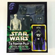 Star Wars Tie Fighter Pilot Action Figure Kit TOMY Marmit Brand New