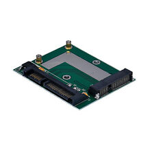 "NEU Mini mSATA SSD PCIE To 2.5"" SATA 6.0 Gps Adapter Interface Converter Card"