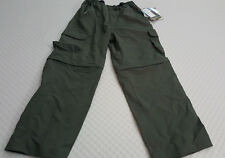 Women's Cargo Pants Outfitters Convertible  Zip Off Legs Green Size Medium NWT