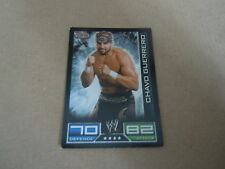 Carte - Catch  Topps Slam Attax 2008 - ECW - Chavo Guerrero