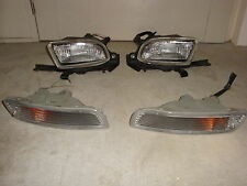 JDM TOYOTA CELICA ST202 ST205 OEM KOUKI FOG LIGHTS AND BLINKERS FREE SHIPPING