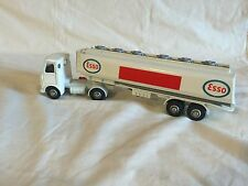 Vintage Dinky Esso Oil Tanker AEC Articulated Lorry Tractor Trailer Truck