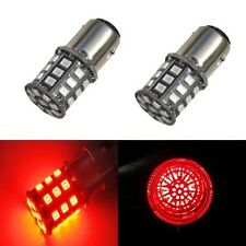 JDM ASTAR BAY15D 1157 Red AX-2835 SMD 12V LED Brake Tail Turn Signal Light Bulbs