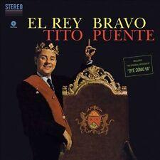 """TITO PUENTE-EL REY BRAVO Vinyl / 12"""" Album NEW"""