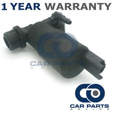 FOR CITROEN XSARA PICASSO 1999-15 FRONT REAR TWIN OUTLET WINDSCREEN WASHER PUMP