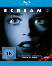 Scream 3 (Neve Campbell - Courtey Cox)                           | Blu-ray | 399