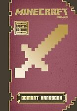 Minecraft Combat Handbook-updated edition-NEW Softcover book