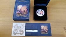 2014 $1 Mythical Creatures – Dragon 1oz Silver Proof Coin Perth Mint